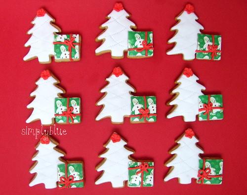 Christmas cookies 2012