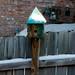 Birdhouse, December 23, 2012