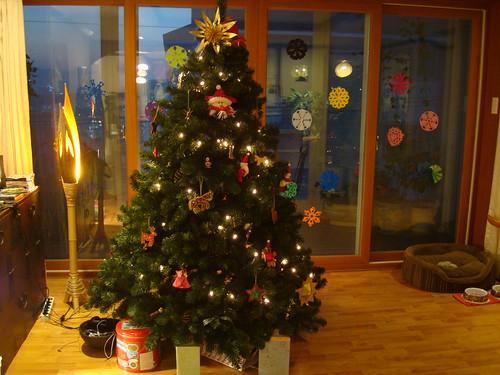 Weihnacht in Korea by Jens-Olaf