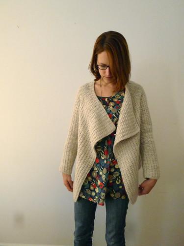 Teddywidder - knitting pattern