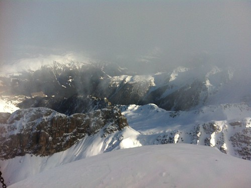 Gipfelausblick Großer Kinigat 2.689 m