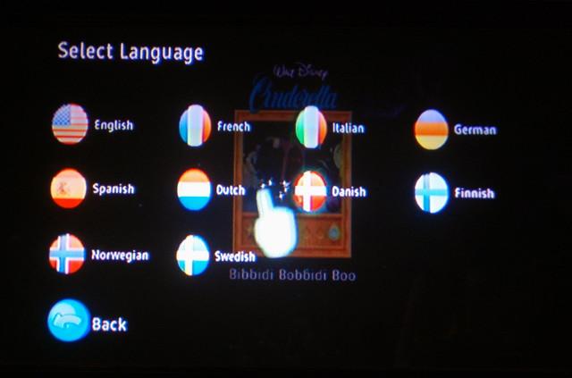 Just Dance Disney Party - multiple languages!