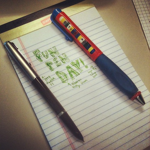 Fun Pen Day