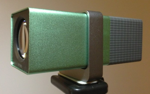Lytro tripod mount