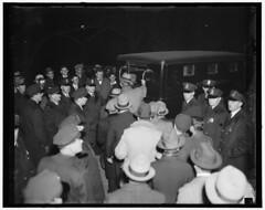 Seamen Arrested in DC Protesting Nazi Regime: 1936