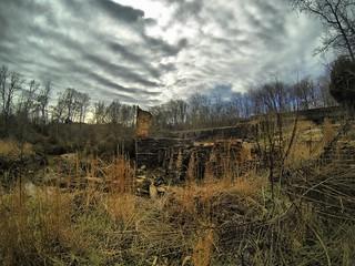 Pelham Mill Ruins 2