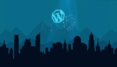 Wordpress 2012 blogging report