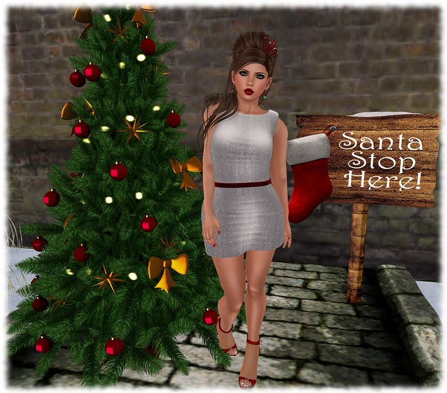 Confessions Of A Second Life Shopaholic Merry Christmas