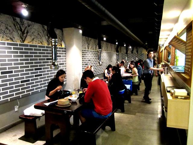 Korean dinner 4