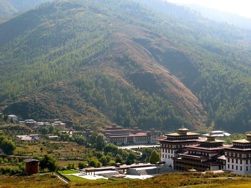 Dzong de Timphu
