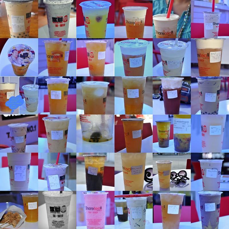 Share Tea Challenge