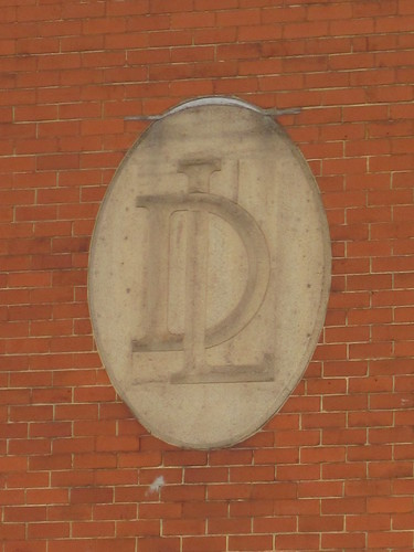 Dorman Long Sign, South Bank
