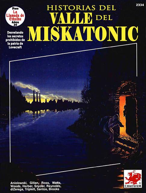 Historias del Valle del Miskatonic