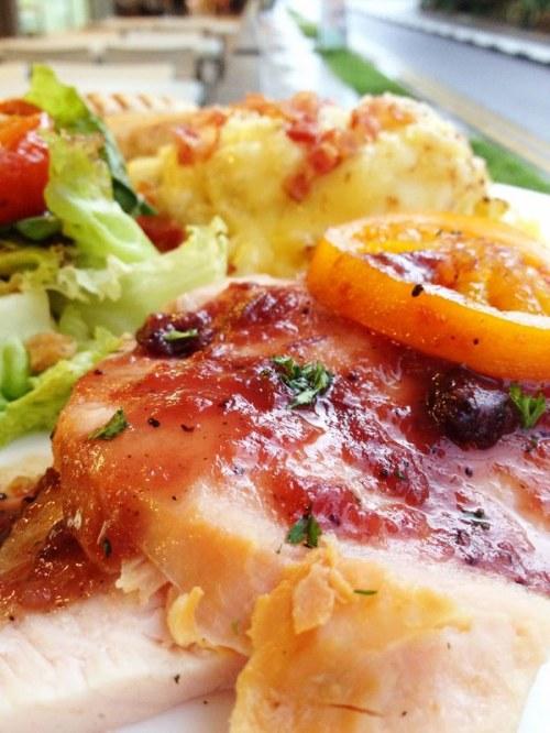 turkey breast steak medley