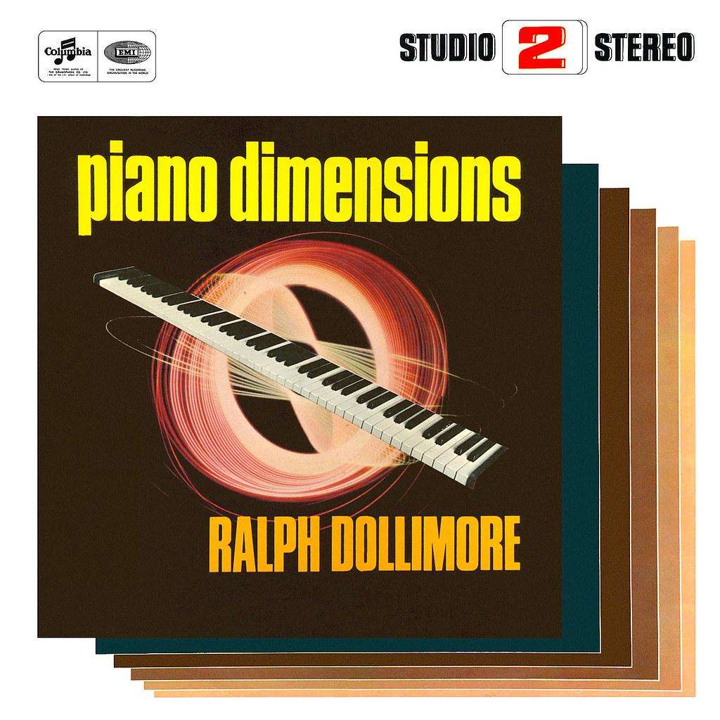 Ralph Dollimore - Piano Dimensions