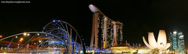 Marina Bay Sands & ArtScience Museum Singapore