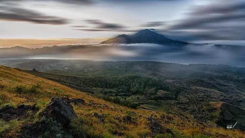 Mount Agung [International Mountain Day] by Scholesville