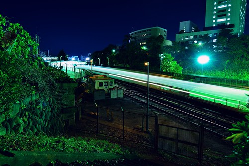 Day 346/366 : Subway on the Ground by hidesax