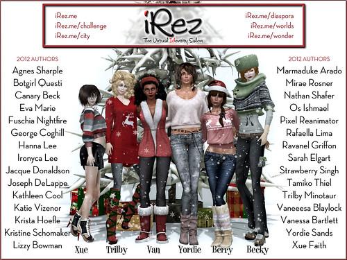 Happy Holidays from the iRez Team!