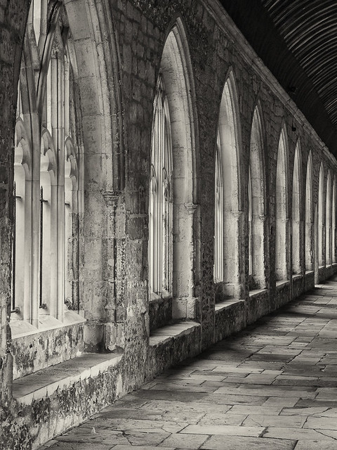 The Cloisters of Chichester Cathedral