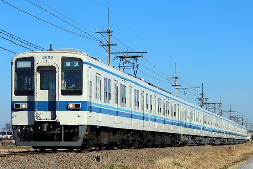 8506F @新郷〜武州荒木