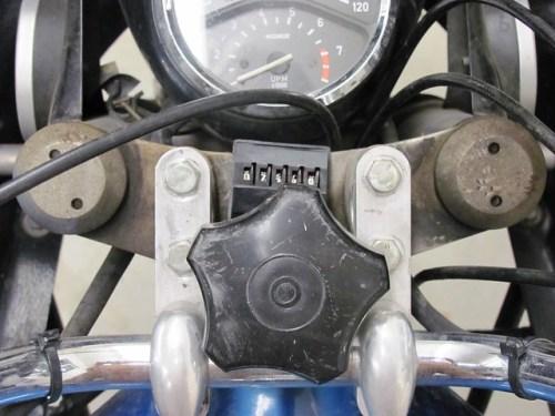 Steering Head Grunge & Damper