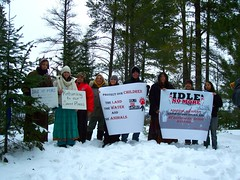 Idle No More: Eagle Rock