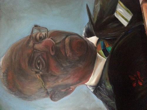 Victor by Tanya Raabe Artist