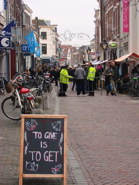 Twijnstraat Kerstmarkt