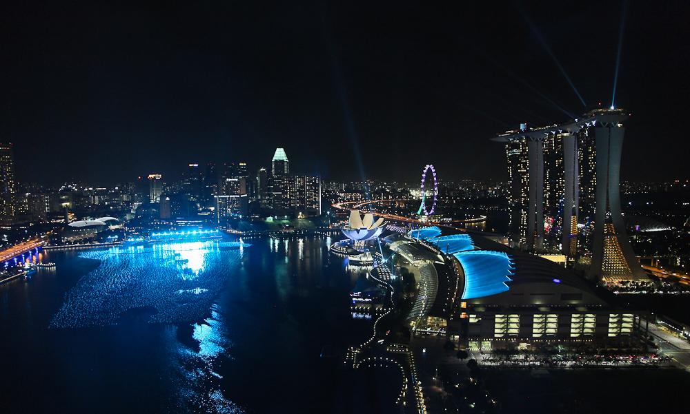 Marina Bay Under Lights