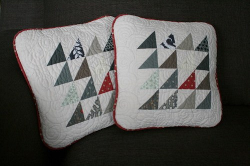 HST Pillows