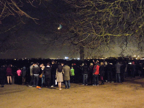 New Year's Eve on Richmond Hill