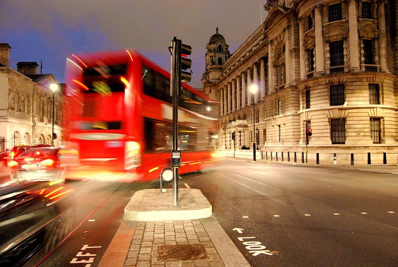 Night Bliss - London