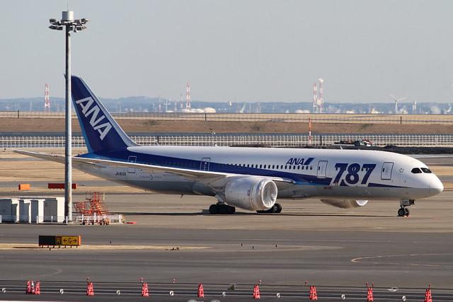 ANA B787-8(JA815A)