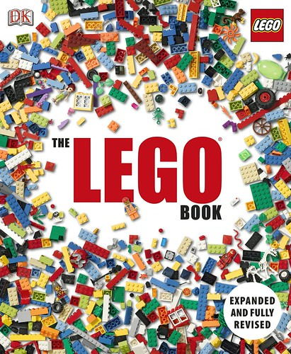 The LEGO Book v2 cover