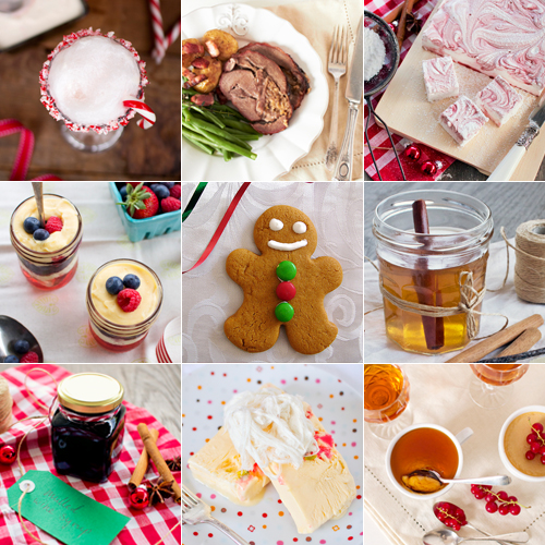 christmas recipe roundup!