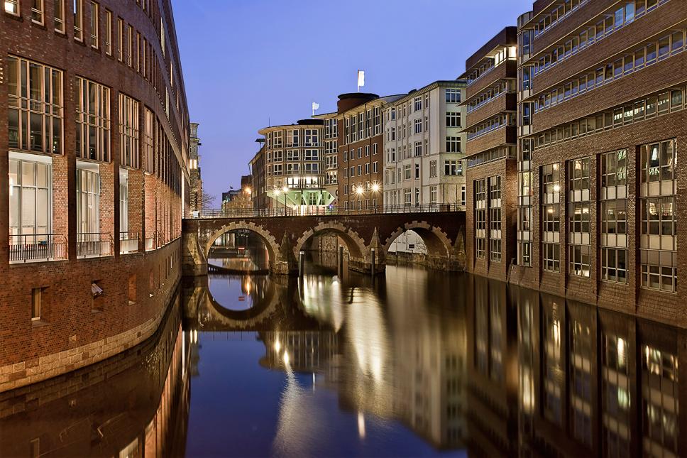 Ellerntorbrücke Hamburg
