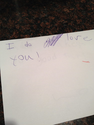 """""""I do not love you!"""""""