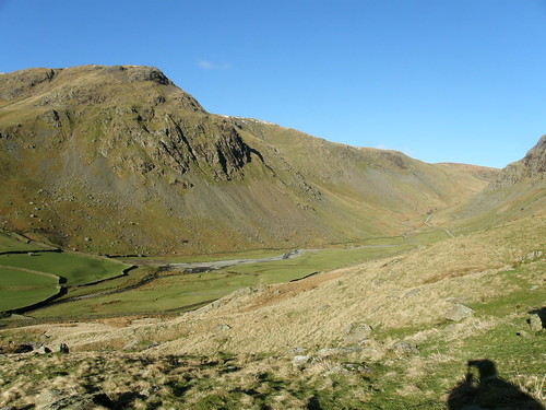 Goat Scar and Longsleddale