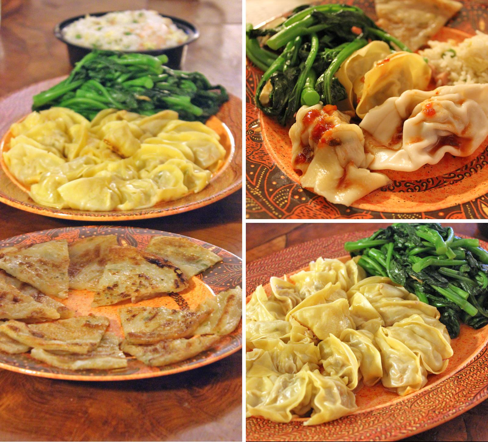 dumplings-done