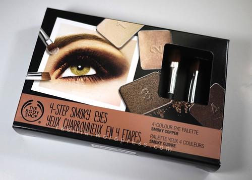 TBS 4 Step Smoky Eye palette