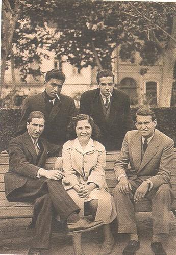 Carlos de Oliveira, Fernando Namora e Rui Feijó by lusografias