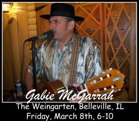 Gabie Mcgarrah 3-8-13
