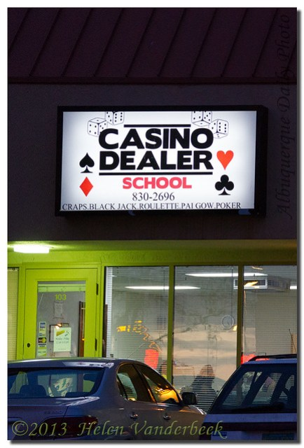 Casino Dealer School