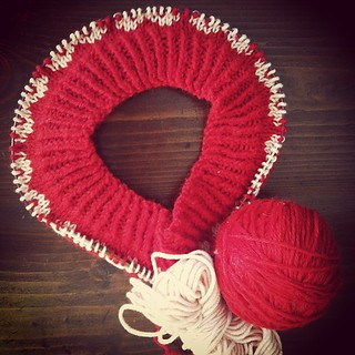 Fair Isle hat knitting pattern, soon available at sakuracrochetdesigns.wordpress.com stay tuned!