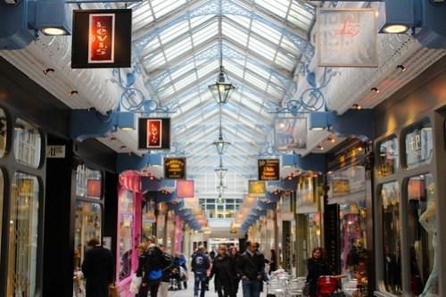 Queens Arcade, Leeds