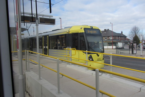 Edge Lane tram