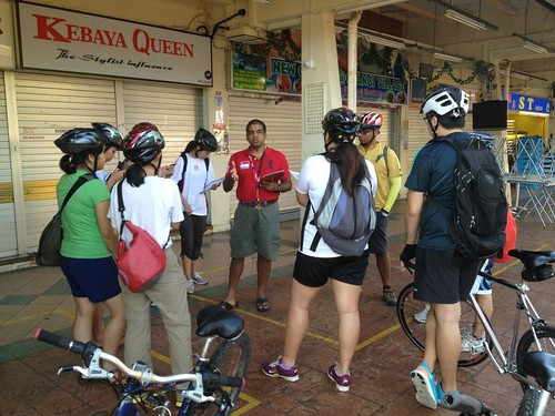 Otter Trail Guides briefing