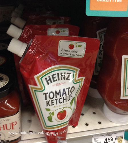 Heinz Ketchup Pouch
