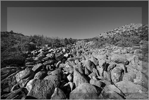 Mount Scott Boulders by Gary P Kurns Photography